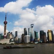 Vanuit Shanghai!